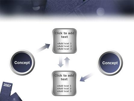 2007 PowerPoint Template Slide 19