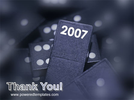 2007 PowerPoint Template Slide 20