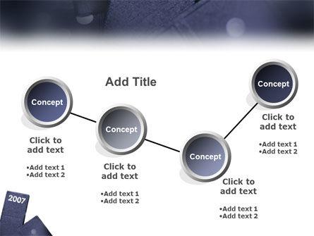 2007 PowerPoint Template Slide 6