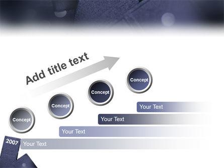 2007 PowerPoint Template Slide 9
