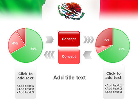 Mexican Flag PowerPoint Template Slide 11