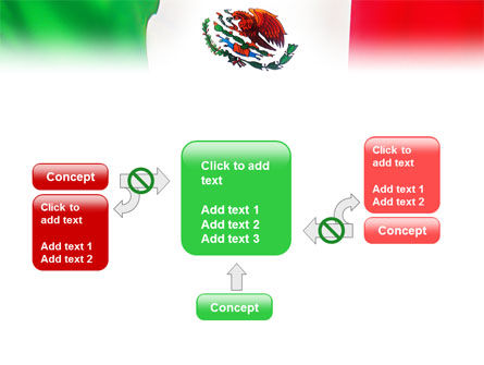 Mexican Flag PowerPoint Template Slide 13