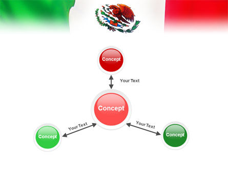 Mexican Flag PowerPoint Template Slide 14