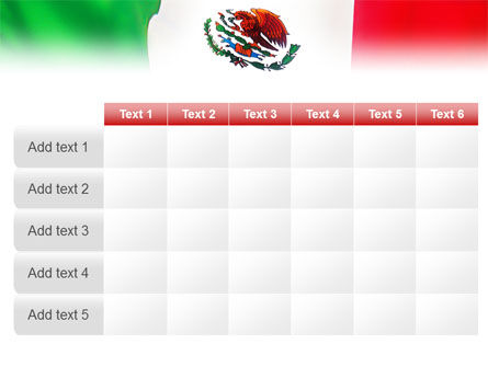 Mexican Flag PowerPoint Template Slide 15