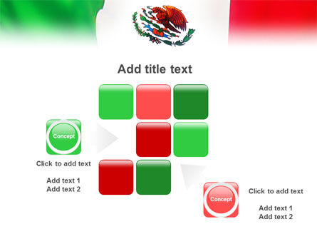 Mexican Flag PowerPoint Template Slide 16
