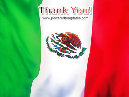 Mexican Flag PowerPoint Template Slide 20