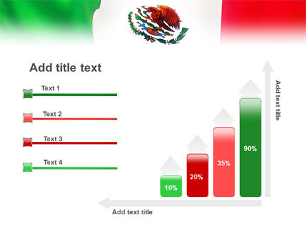 Mexican Flag PowerPoint Template Slide 8