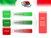 Mexican Flag PowerPoint Template#12