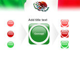 Mexican Flag PowerPoint Template#17