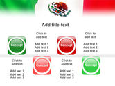 Mexican Flag PowerPoint Template#19
