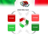 Mexican Flag PowerPoint Template#6