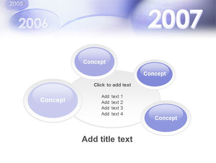 Year 2007 PowerPoint Template Slide 16