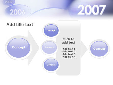 Year 2007 PowerPoint Template Slide 17