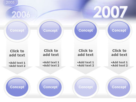 Year 2007 PowerPoint Template Slide 18