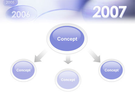 Year 2007 PowerPoint Template Slide 4