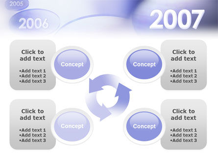 Year 2007 PowerPoint Template Slide 9