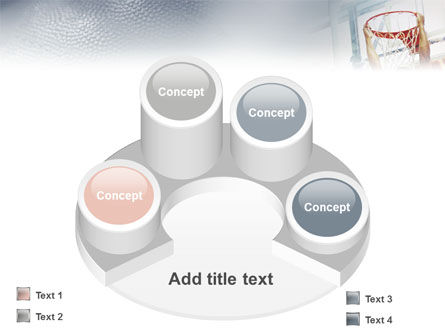 Basketball Game PowerPoint Template Slide 12