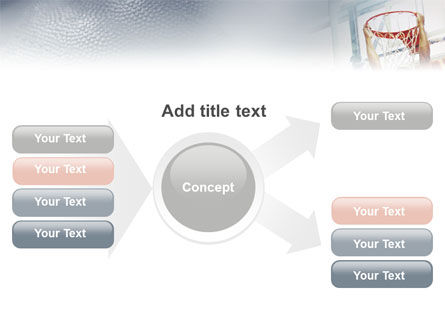Basketball Game PowerPoint Template Slide 14