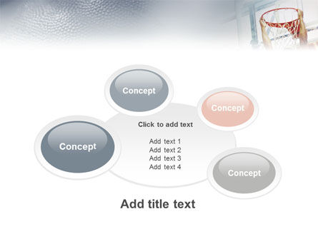 Basketball Game PowerPoint Template Slide 16