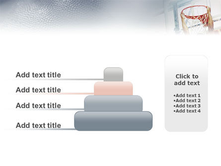 Basketball Game PowerPoint Template Slide 8
