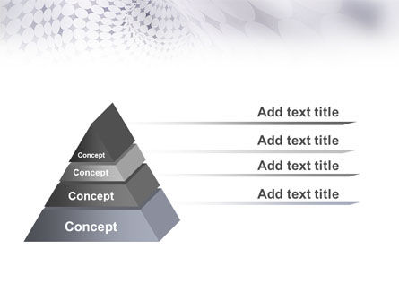 Gray Texture PowerPoint Template Slide 10