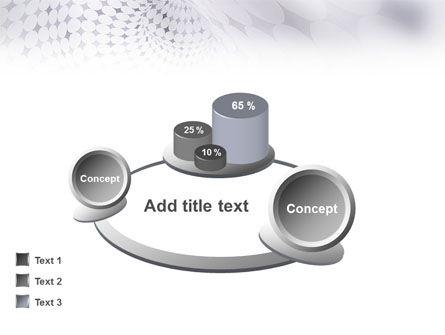 Gray Texture PowerPoint Template Slide 13