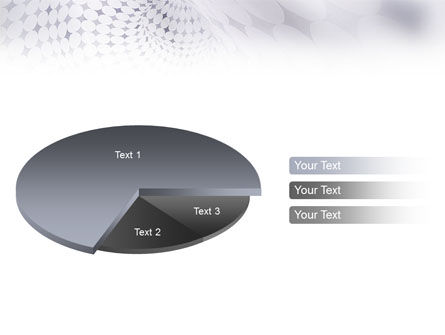 Gray Texture PowerPoint Template Slide 14