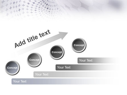 Gray Texture PowerPoint Template Slide 9