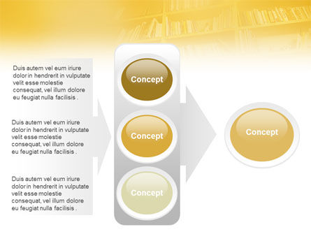 Reading PowerPoint Template Slide 11