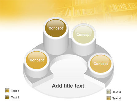 Reading PowerPoint Template Slide 12