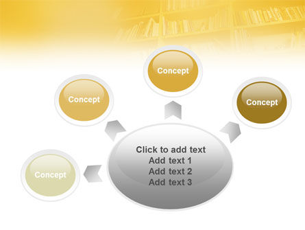 Reading PowerPoint Template Slide 7