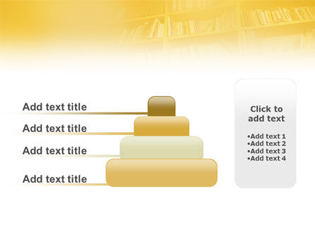 Reading PowerPoint Template Slide 8