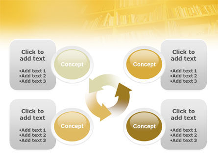 Reading PowerPoint Template Slide 9