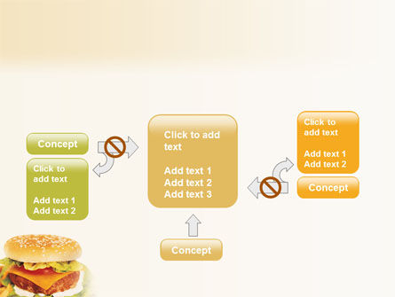 Fast Food PowerPoint Template Slide 13