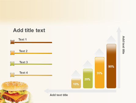 Fast Food PowerPoint Template Slide 8