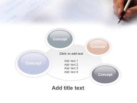 Signature PowerPoint Template Slide 16