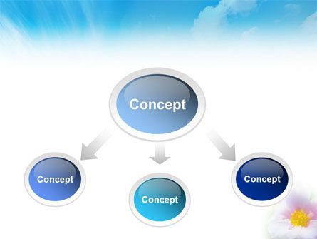 Bloom PowerPoint Template, Slide 4, 01746, Nature & Environment — PoweredTemplate.com