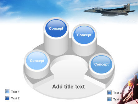 Fighter Aircraft PowerPoint Template Slide 12