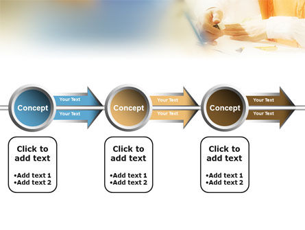 Work Place PowerPoint Template Slide 11