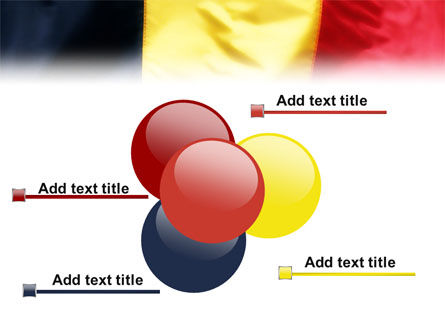 Belgian Flag PowerPoint Template Slide 10