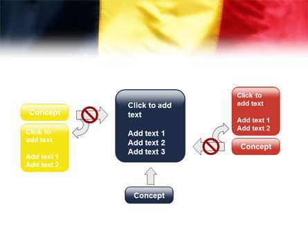 Belgian Flag PowerPoint Template Slide 13