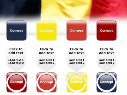 Belgian Flag PowerPoint Template Slide 18