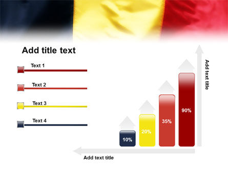 Belgian Flag PowerPoint Template Slide 8