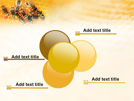 Cells and Bees PowerPoint Template Slide 10