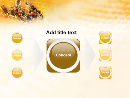 Cells and Bees PowerPoint Template Slide 17