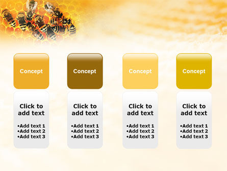 Cells and Bees PowerPoint Template Slide 5