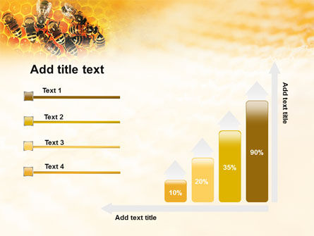 Cells and Bees PowerPoint Template Slide 8