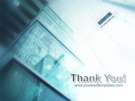 Elevator PowerPoint Template Slide 20