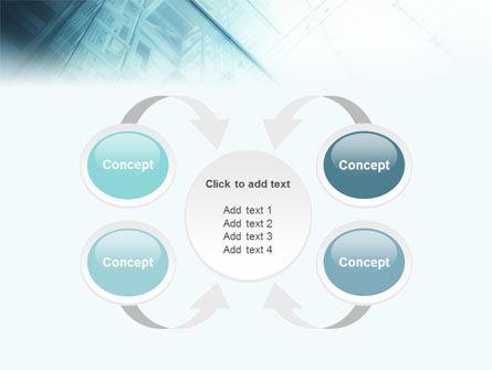 Elevator PowerPoint Template Slide 6
