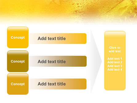 Cocktail Party PowerPoint Template Slide 12
